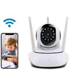 Cámara Wifi Hd Monitoreo Bebes Vigilancia Visión Nocturna