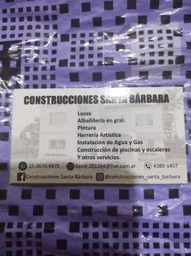 Construcciónes santa Bárbara