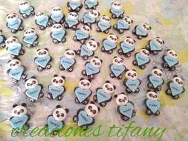 Souvenirs Iman Oso Panda