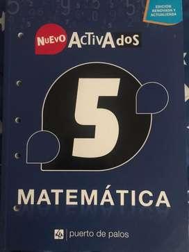 Matematica 5 ActivAdoS puerto de palos