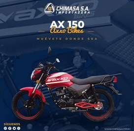 Motocicleta AXXO AX150