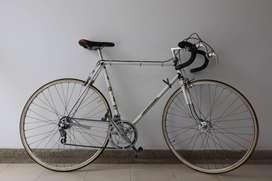 Bicicleta de ruta Peugeot Colección 1974 marco 56