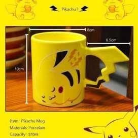 Taza Pikachu 370 ml. 81