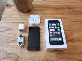 iPhone 5s 16 Gb Liberado, Caja  Accesor