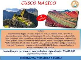 Promocion destinos internacionales