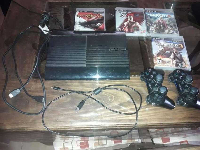 Consola Playstation 3 Sony 0