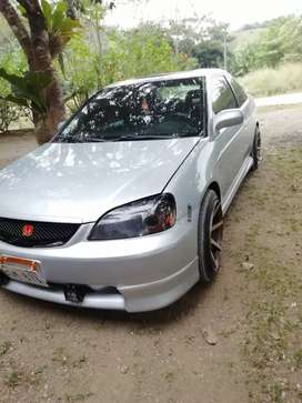 Se vende honda civic 2001