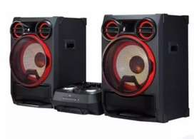 Equipo de sonido marca LG XBOOM CK99 5000w