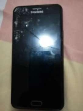 Samsung A7 2016 display dañado