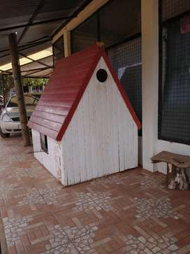 Vendo casa infantil