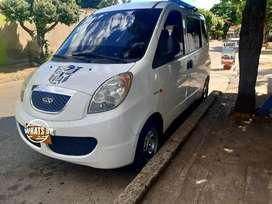 Chery vans 2012
