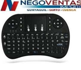 TECLADO INALAMBRICO TV BOX