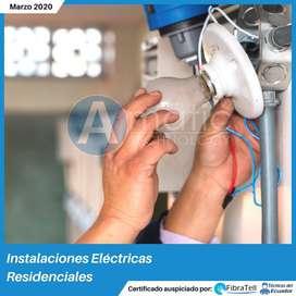 Certificate en Instalaciones Eléctricas Residenciales