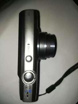 Cámara de 21 mpx HD canon la vendo o la cambio por un iPhone se
