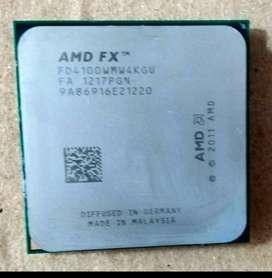 Procesador AMD FX4100 3.6 GHz - am3 - am3+