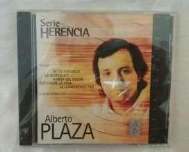 Alberto Plaza Serie Herencia Cd Sellado