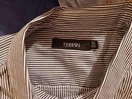 Camisa hombre Terraman XL nueva