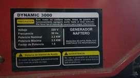 Generador naftero Dynamic 3000