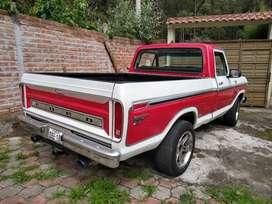 Ford f100 f150   Ranger xlt  1975 restaurada y mejorada