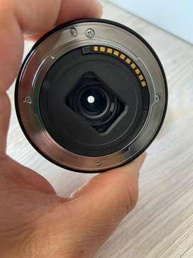 lente sony 16-50 mm montura E