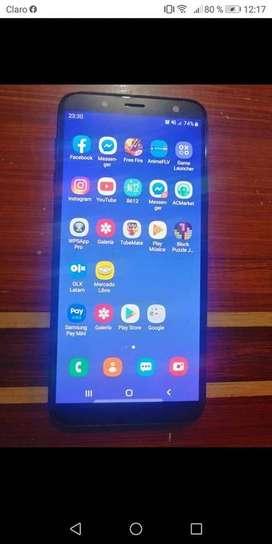 Vendo Samsung Galaxy J6 32gb 9/10