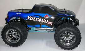 Carro Monster Truck Nitro Gasolina 75kmh