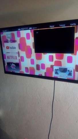 Vendo tv smart 32 pulgads