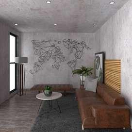 Estudio de arquitectura - Planos de viviendas, estudios de cabida, expedientes técnicos, modelado 3D y renderizado