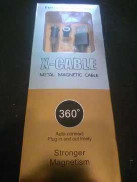 Cable magnetico usb de celulares