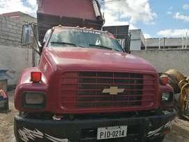 Vendo Volqueta  Chevrolet kodiak 157E