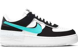 Tenis Zapatillas Nike Air Force 1 Shadow White Coral Pink Dama Original