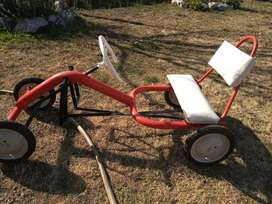 Karting restaurado