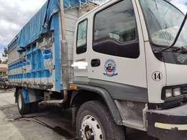 Camion chevrolet isuzu