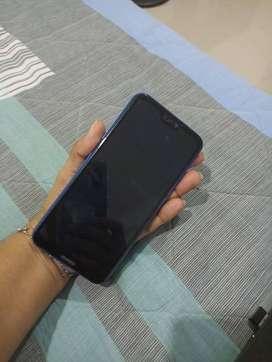 Celular Huawei P20 Lite en excelente estado