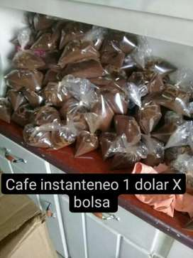 Cafe instantaneo
