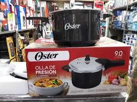 Se vende Olla de presión Oster 9.0 Litros Nueva de paquete