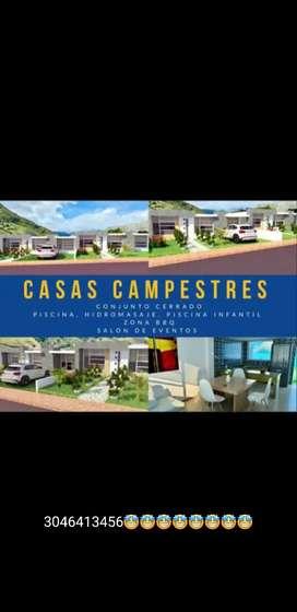 ¡¡Expectacular casa campestre en Pilcuan !!