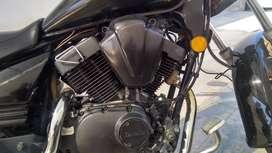 Zanella patagonia eagle 250 motor en V