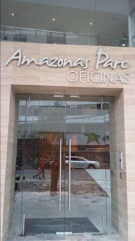 Vendo Oficina Av. Amazonas y Colón