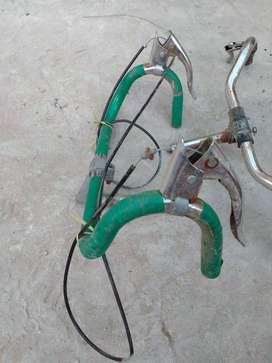Vendo manubrios de bicicletas