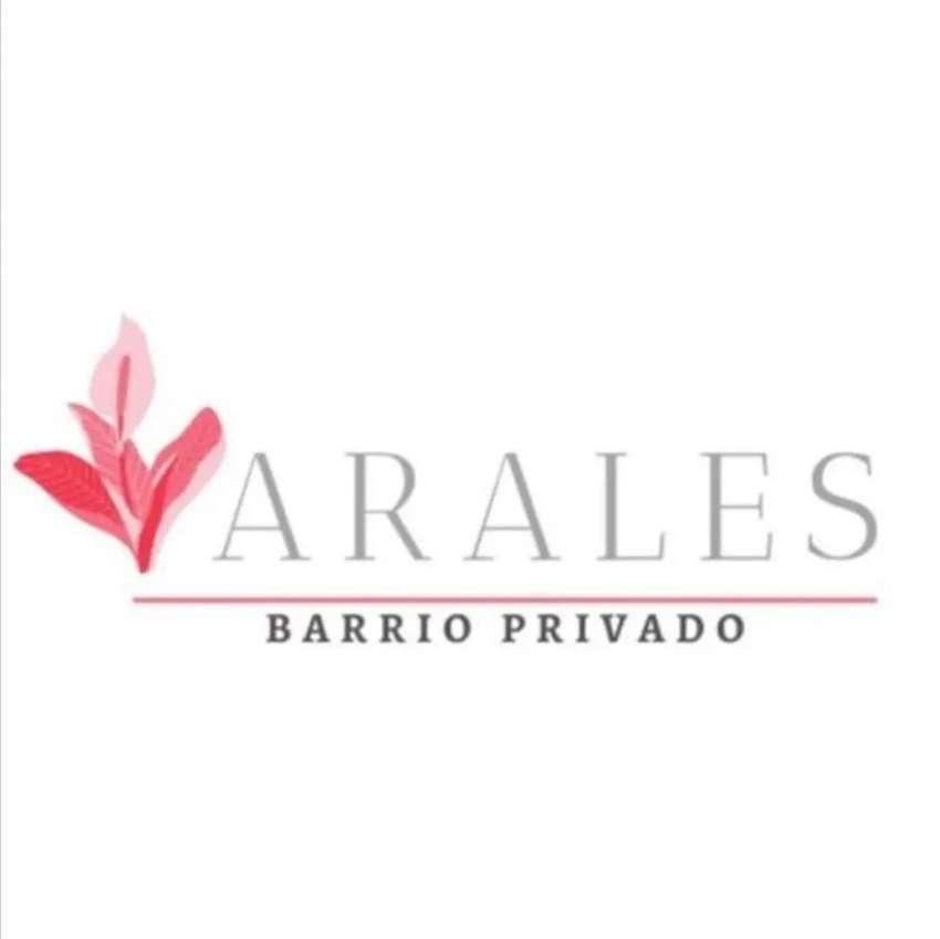 Lotes en Barrio Privado Arales, Colonia las Rosas! 0