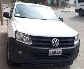 Volkswagen. Amarok 4×2 starline140cv turbo.