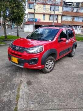 Espectacular FIAT Uno 2.020