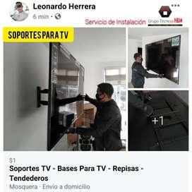Chía, Soportes Para TV, Bases Para TV Chía Cundinamarca, Instalaciones de TV Chía - Cajicá,  instalaciones Para el Hogar