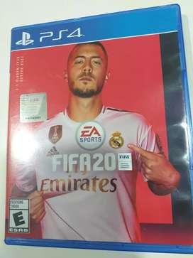 FIFA 20 de ps4