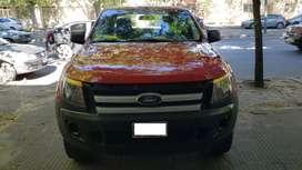 Ford Ranger 4X2 Safety 2.2 (2014)