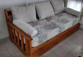 Vendo sillon cama tipo marinera