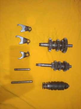 Caja de cambios Yamaha Rx 115