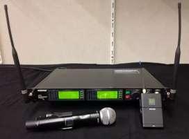 micrófono inalámbrico Shure Ur4d L3