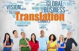 Traducción Inglés Español, Correcciones, Asesorías en diferentes proyectos.